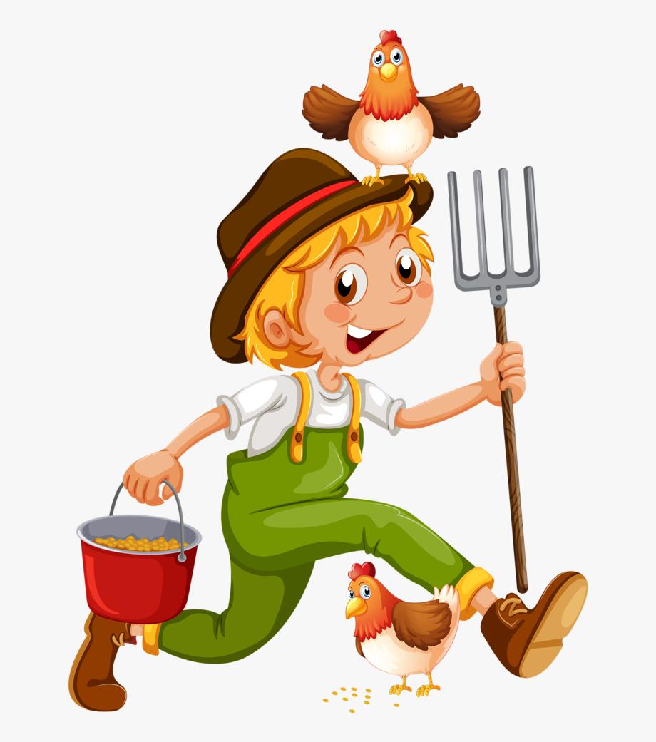 Gardener clipart farm worker. Farmer png cliparts