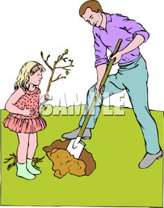 Gardener clipart father.  best fathers day