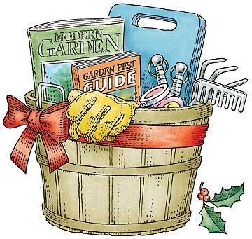 Gardener clipart garden basket. News