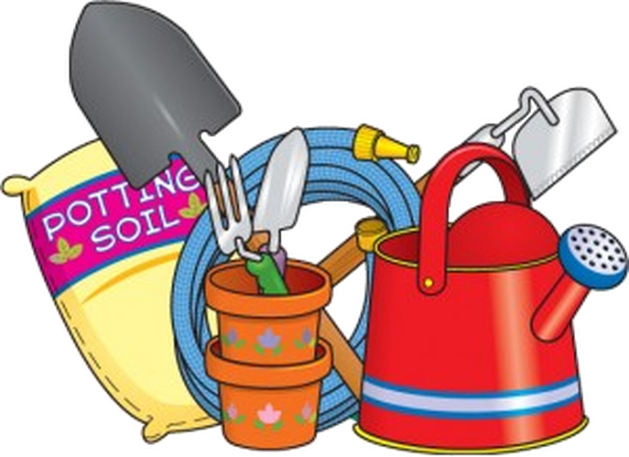 Gardening clipart useful material. Dunchurch infant school nursery