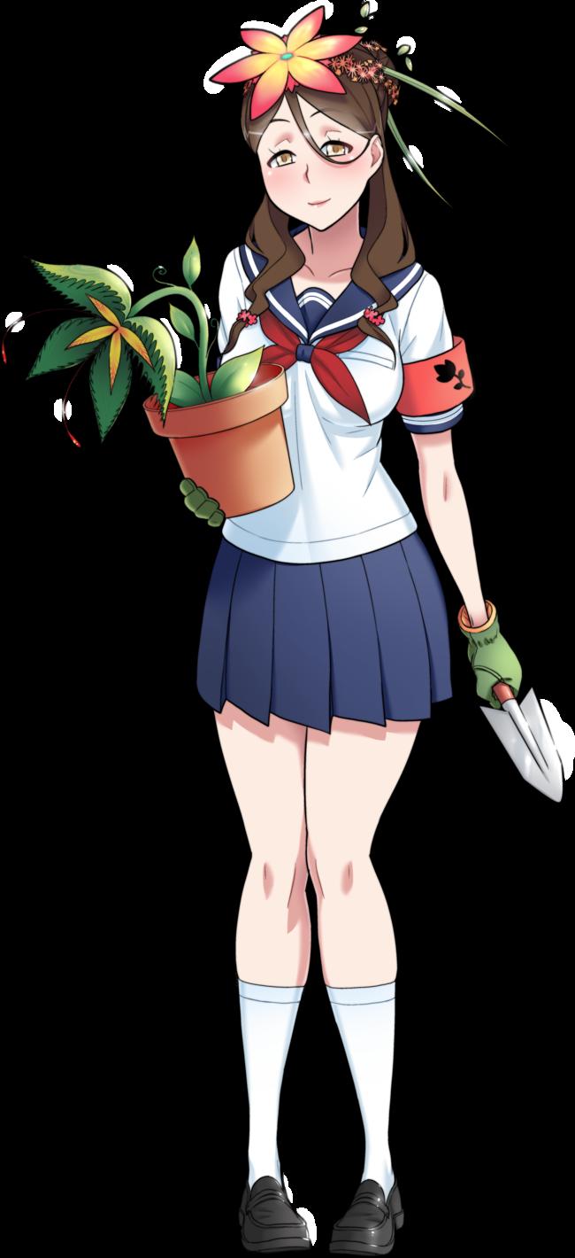 Gardener clipart garden club. Image gardening leader full