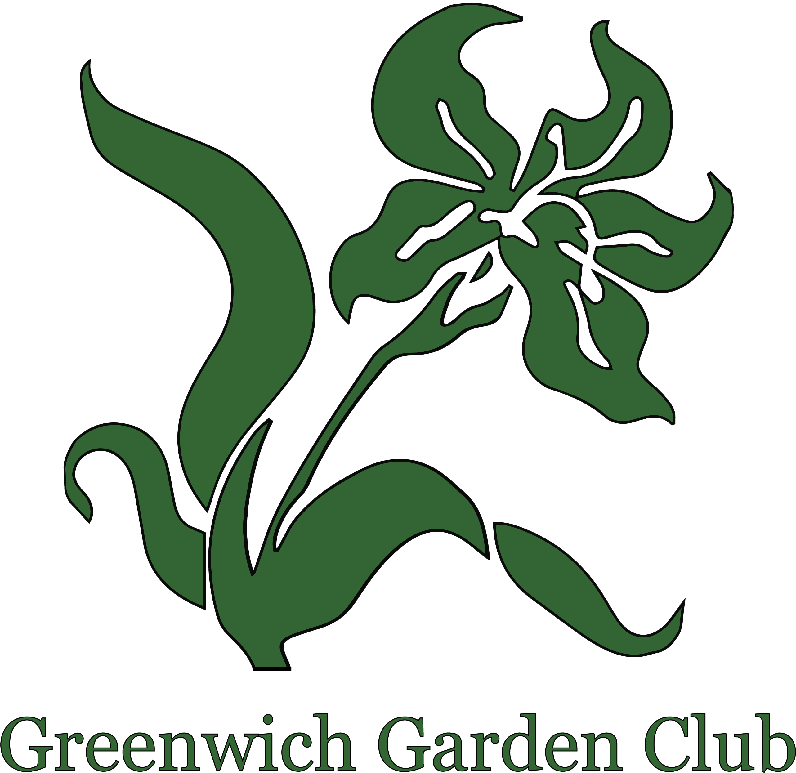 Greenwich a member of. Gate clipart garden club