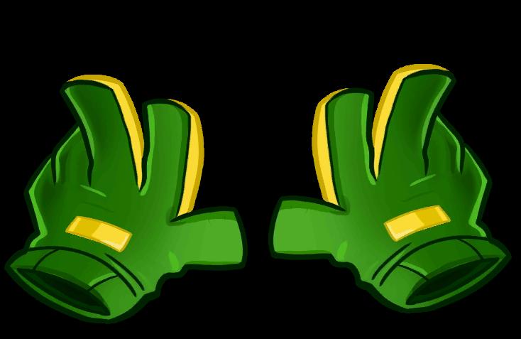 Glove clipart gardening glove. Gloves plants vs zombies
