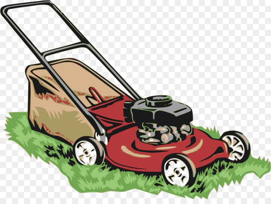 Grass background car transparent. Gardener clipart garden maintenance
