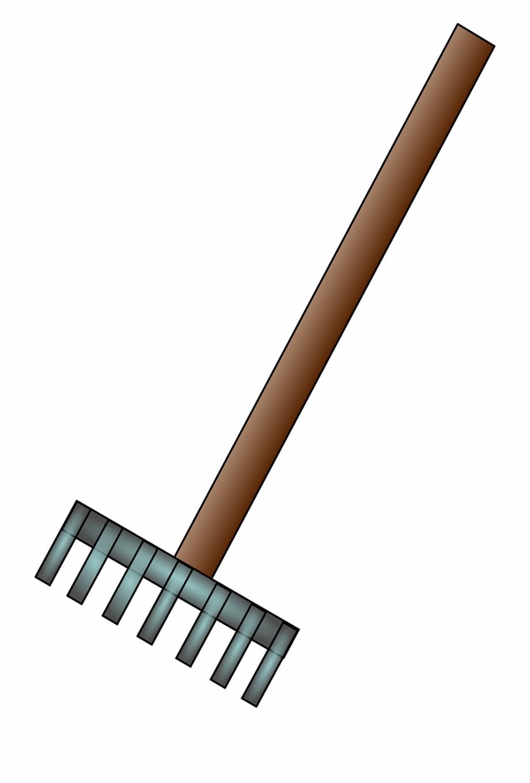 Tool leaf png image. Gardener clipart garden rake