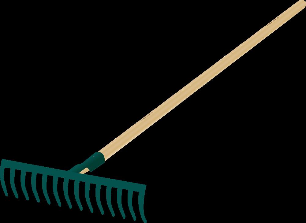 Gardener clipart garden rake. Onlinelabels clip art tool