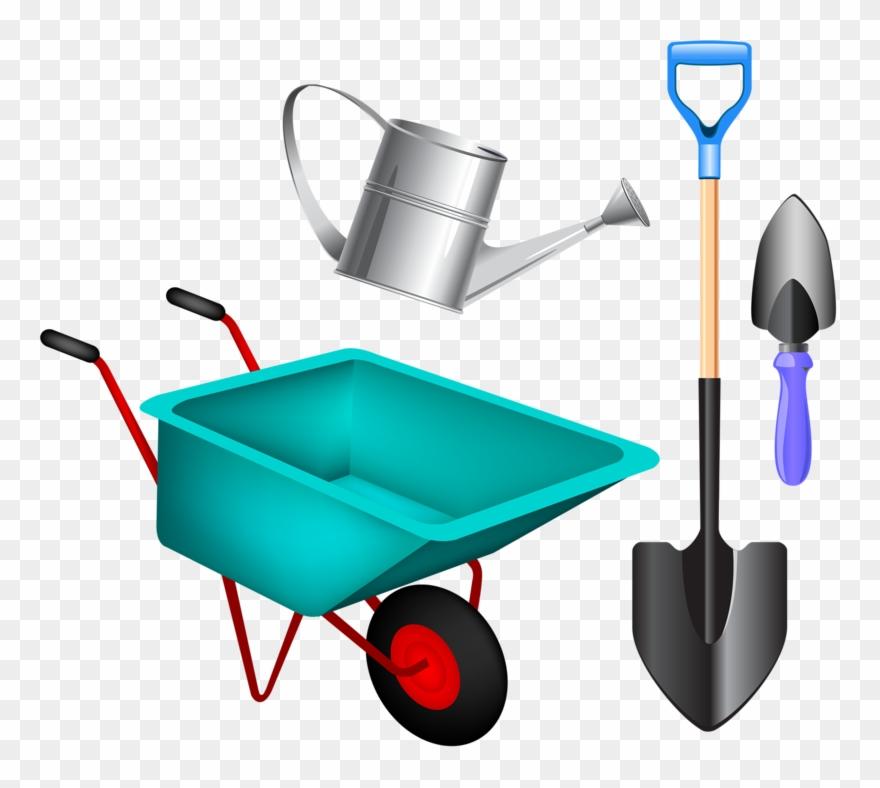 Clip art gardening tools. Gardener clipart garden spade