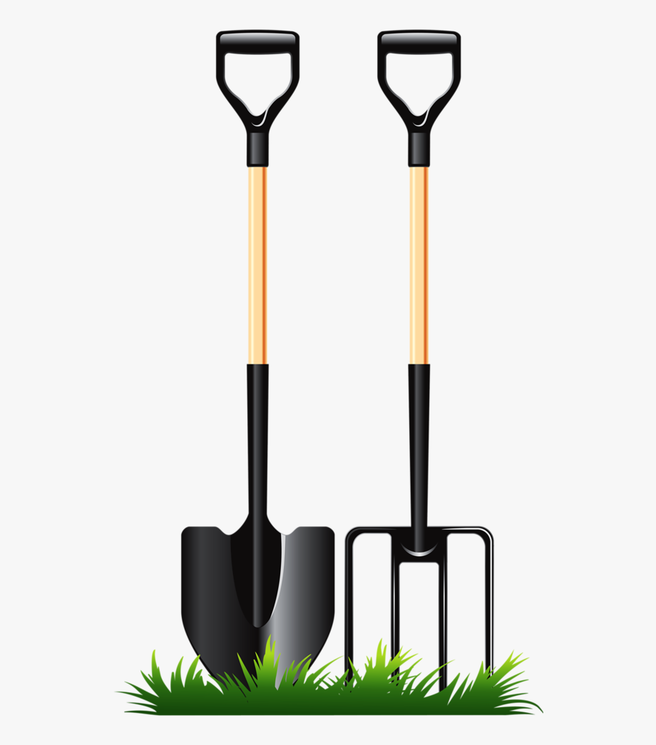 Gardener clipart garden spade. Gardening shovel png free