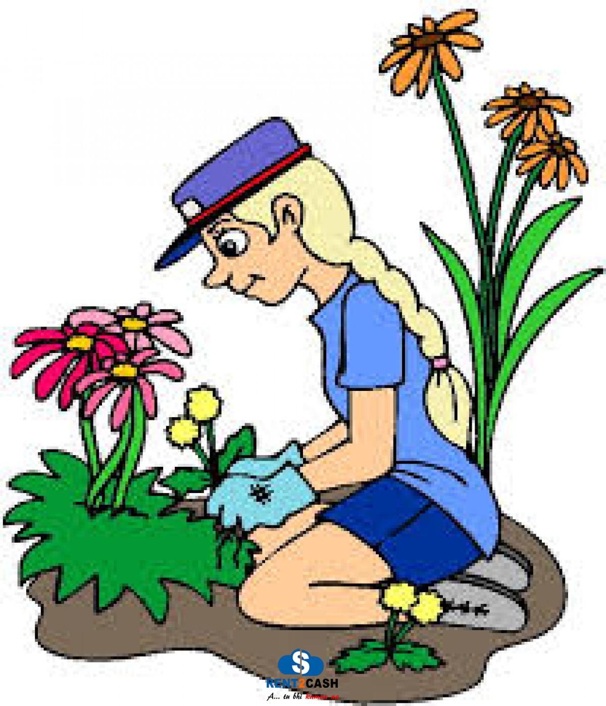 Gardener clipart horticulture. Free download best