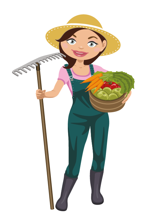 Gardener clipart jardinero. Jardiner a en madrid