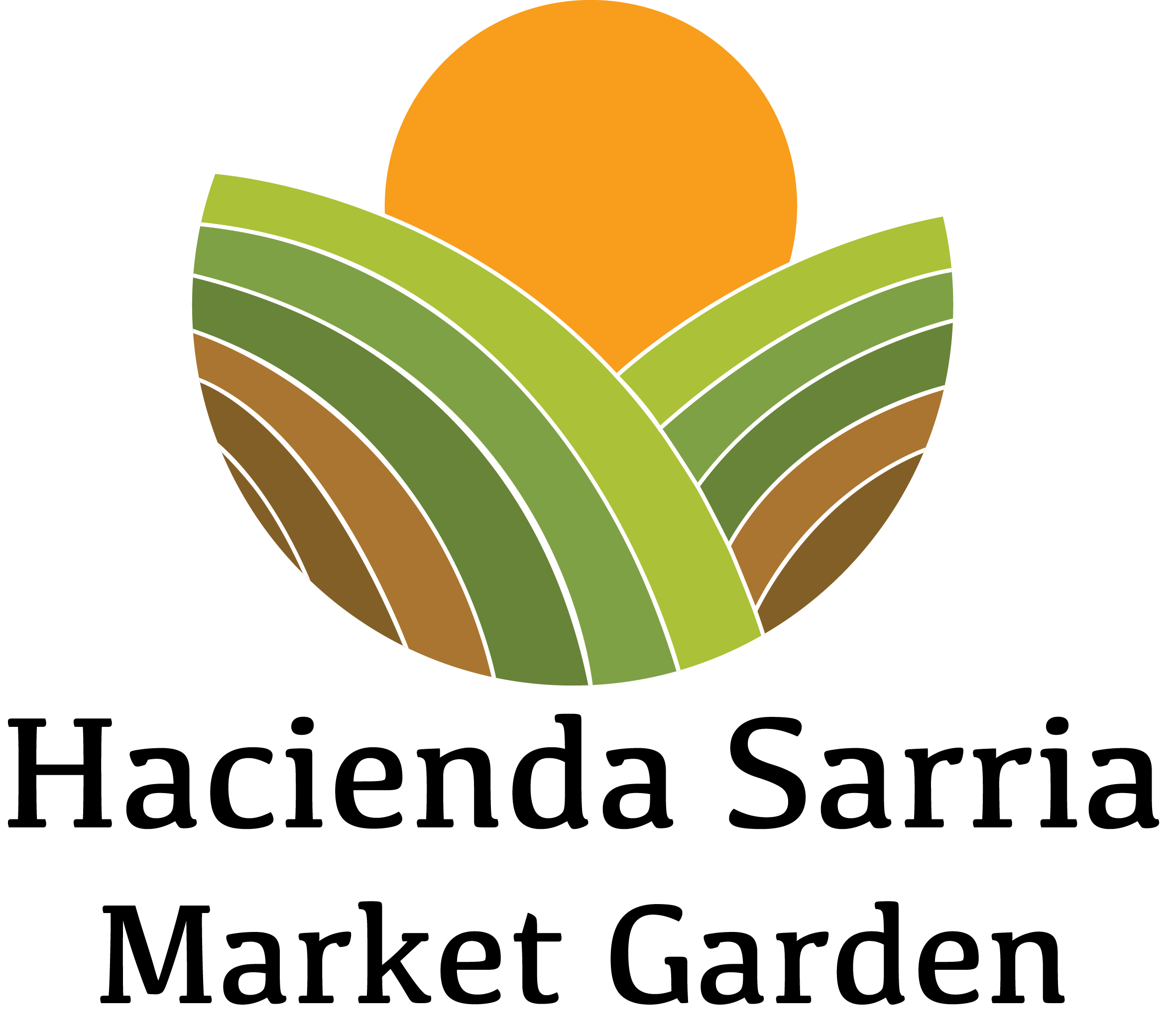 Hacienda sarria market garden. Volunteering clipart sustainability