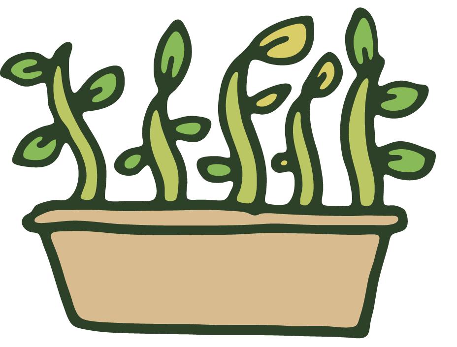 Mgv plant propagati program. Gardener clipart master gardener