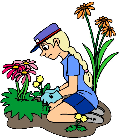 Free cliparts download clip. Gardening clipart mother