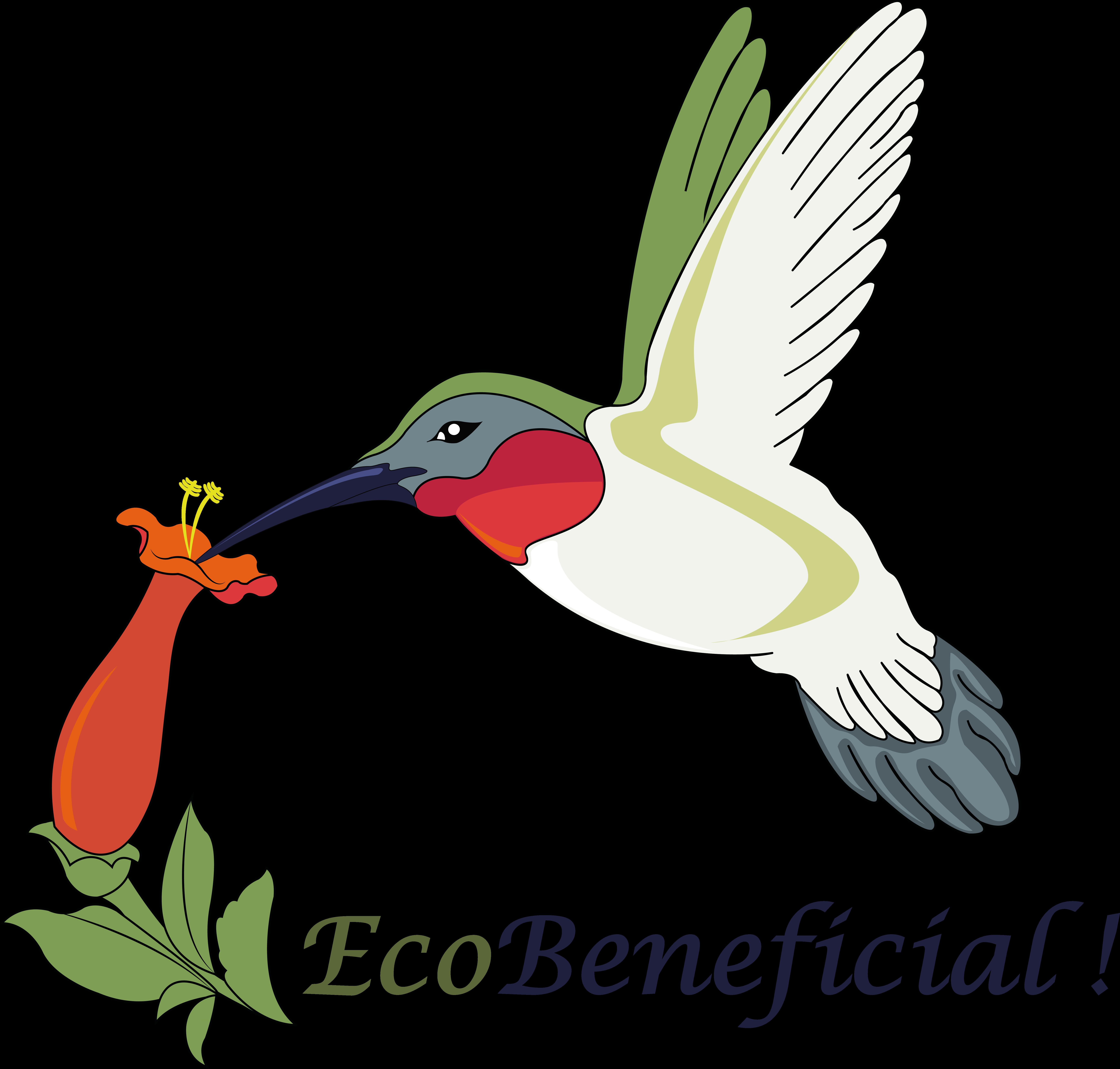 Plants clipart native plant. Press kit ecobeneficial logo