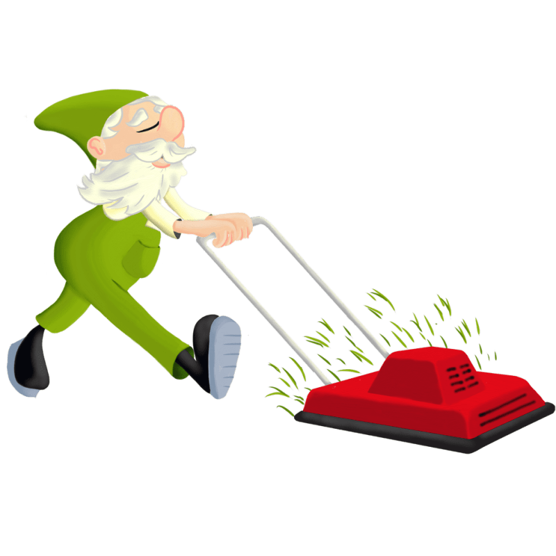 Local treasures limited petersfield. Gardener clipart odd job