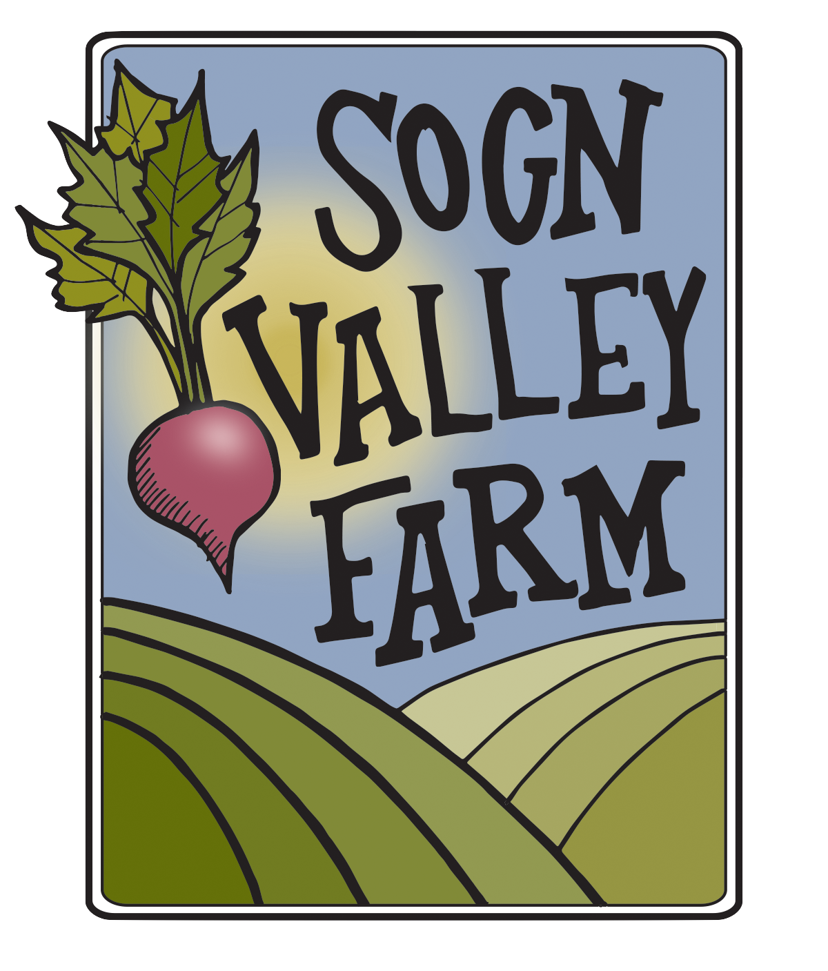 Sogn valley farm csa. Gardener clipart organic farming