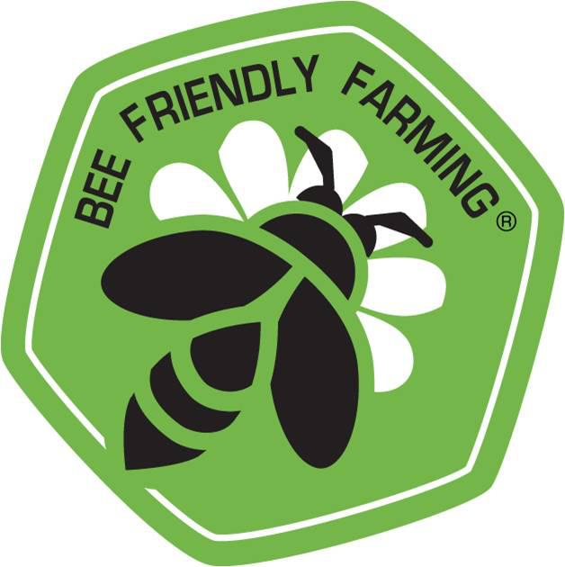 Self certified bee friendly. Gardener clipart organic farming