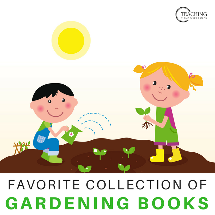 Gardener clipart preschool.  of the best