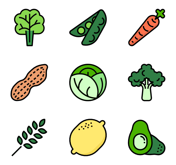 Gardener clipart vegetable patch.  garden icon packs