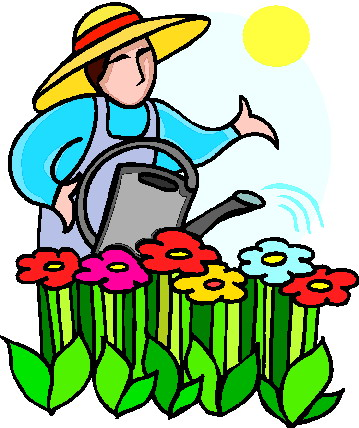 Free images clipartix. Gardening clipart