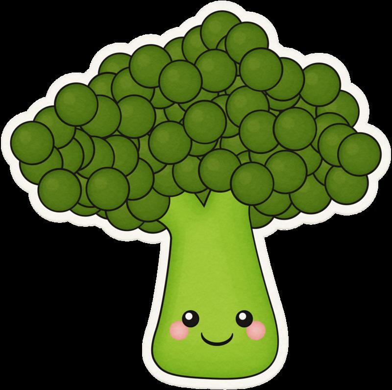 Kaagard veggiegarden broccoli face. Gardening clipart agricultural science
