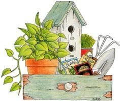 Gardening clipart bio intensive.  best clip art