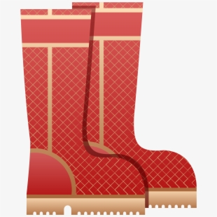 Gardening clipart garden boot. Bota dibujo color png