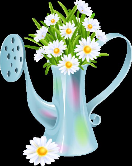 Tubes fleurs bouquets pinterest. Gardening clipart gardening fork