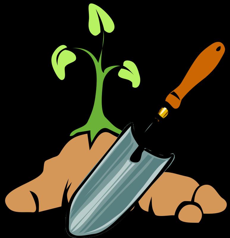 Clip art cliparts co. Gardening clipart gardner