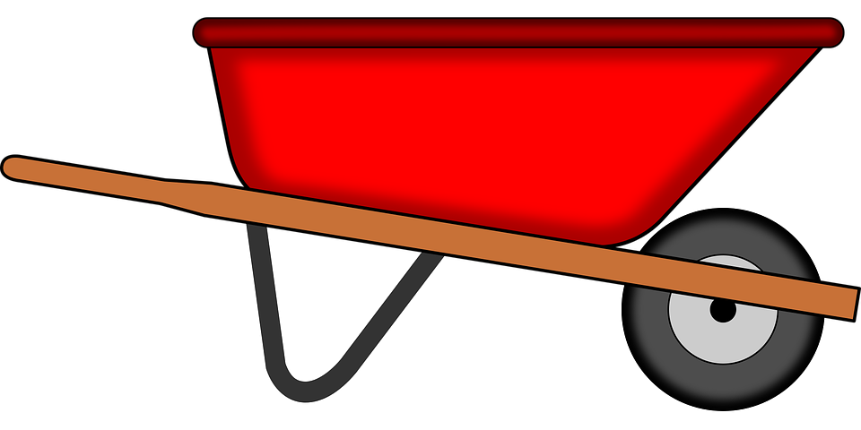 Gardening clipart gardner. Wheelbarrow blueridge wallpapers garden
