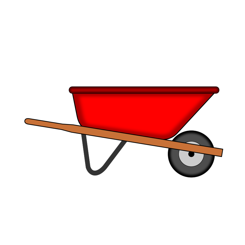 Download Man Wheelbarrow Icon Clipart Computer Icons - Man Pushing Wheelbarrow  Clipart - Free Transparent PNG Clipart Images Download
