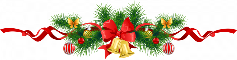 Garland clipart. Christmas free cliparts download