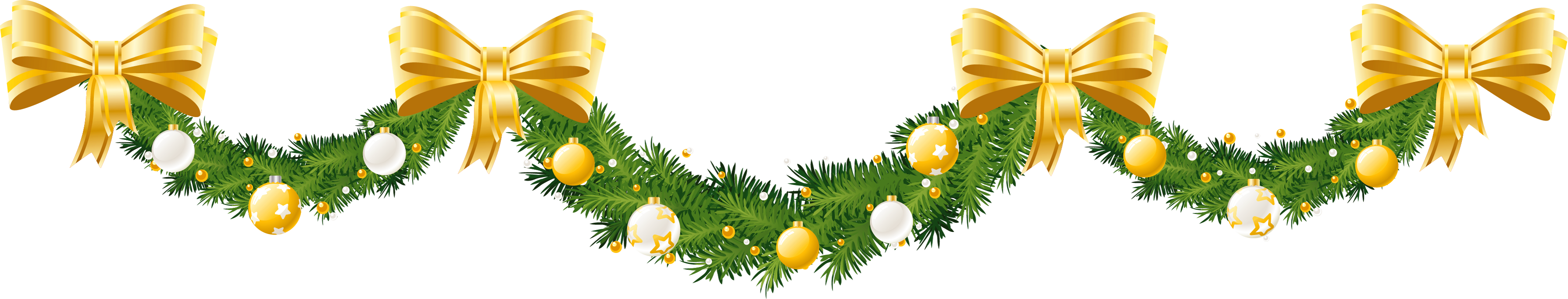 Clipart panda free images. Christmas garland border transparent png