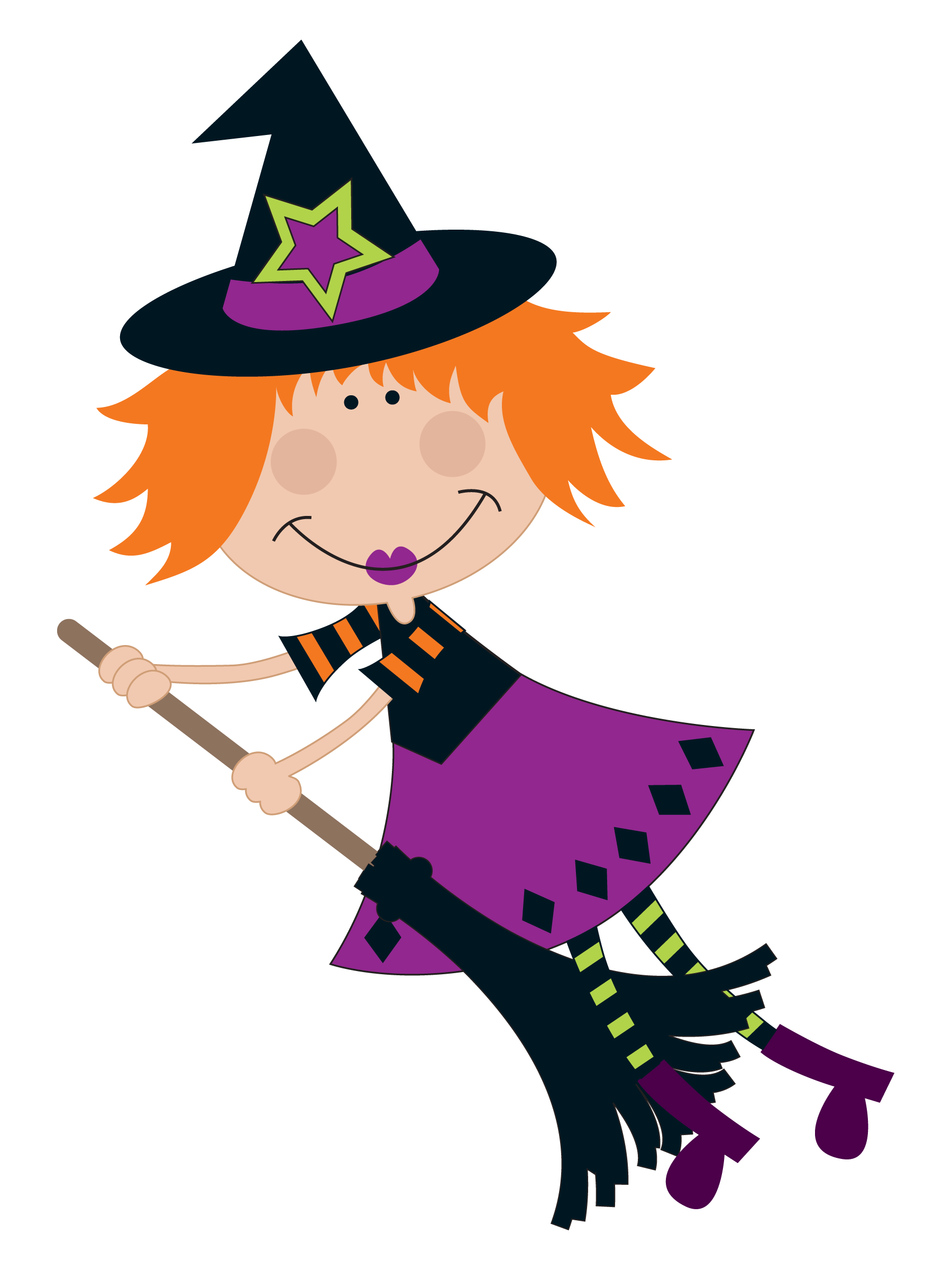 Pin by kimberly frances. Witch clipart christmas