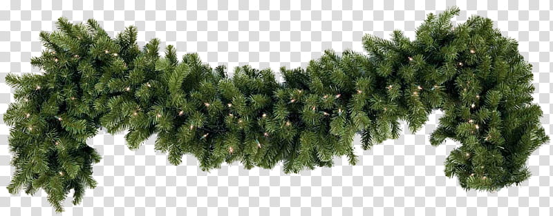 Garland clipart green garland. Xmas christmas tree decor
