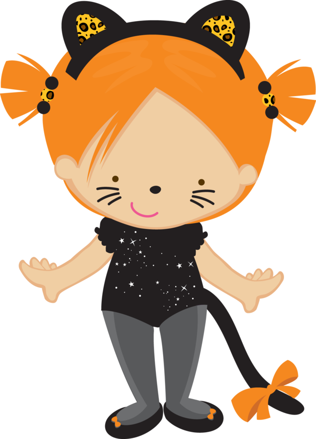 Minus say hello and. Garland clipart halloween