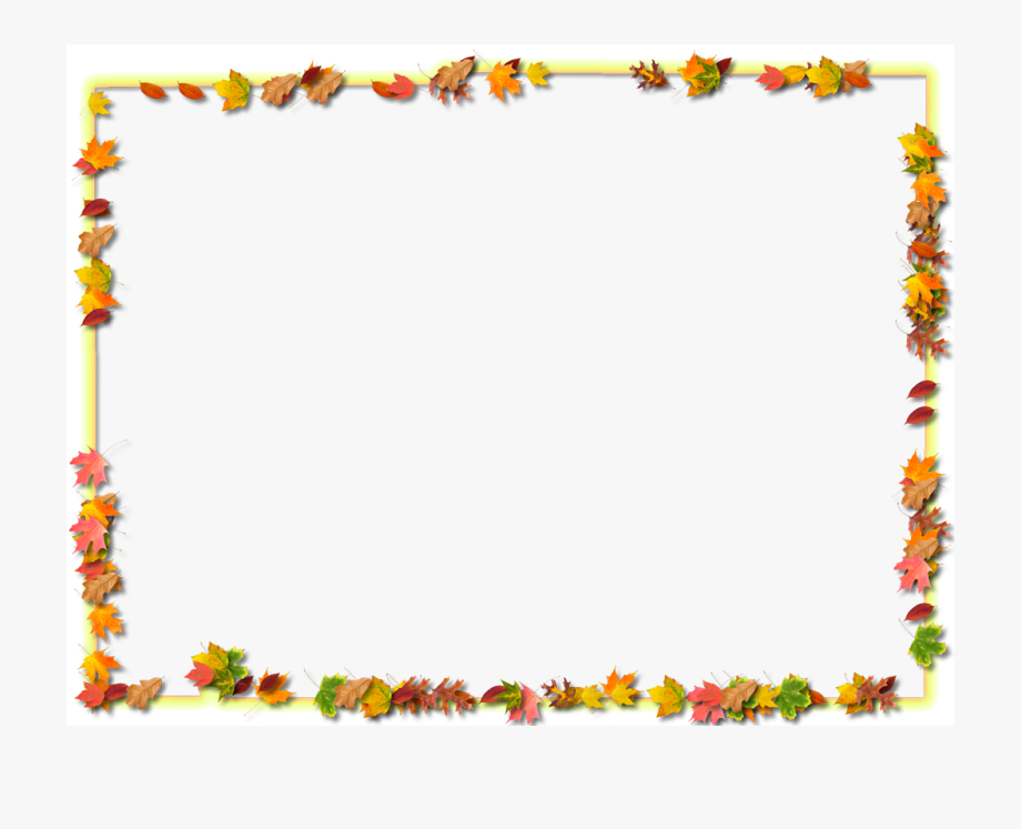 fall borders graphic. Garland clipart library