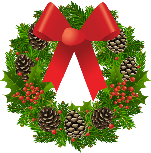 Holiday free download best. Garland clipart line drawing
