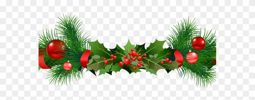Peaceful design ideas green. Garland clipart transparent background christmas