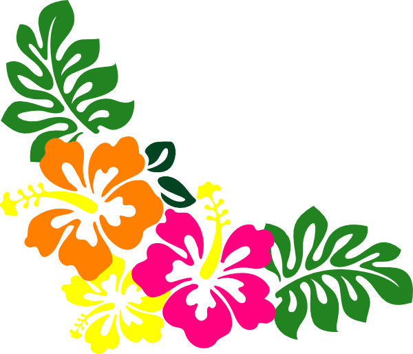 Hibiscus clipart aloha.  collection of flower