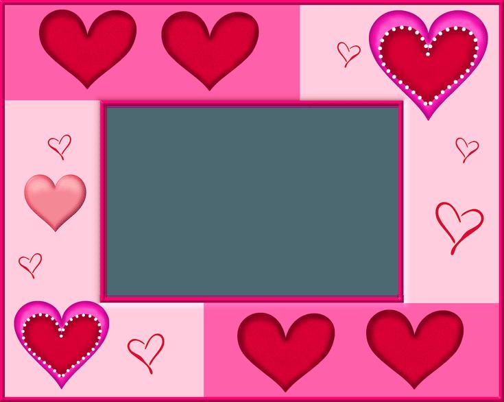 free clip art. Garland clipart valentines