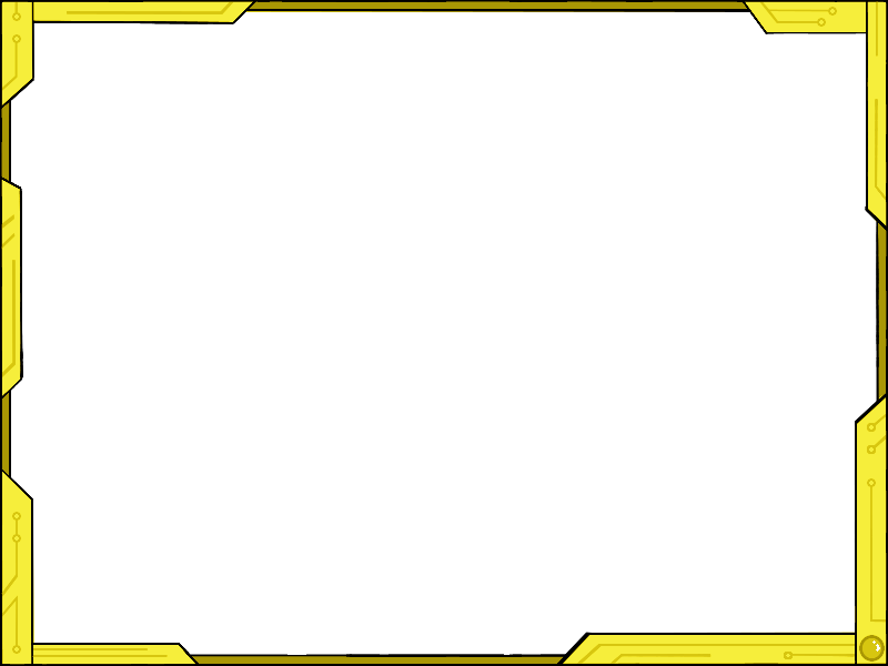 Download border frame picture. Garland clipart yellow