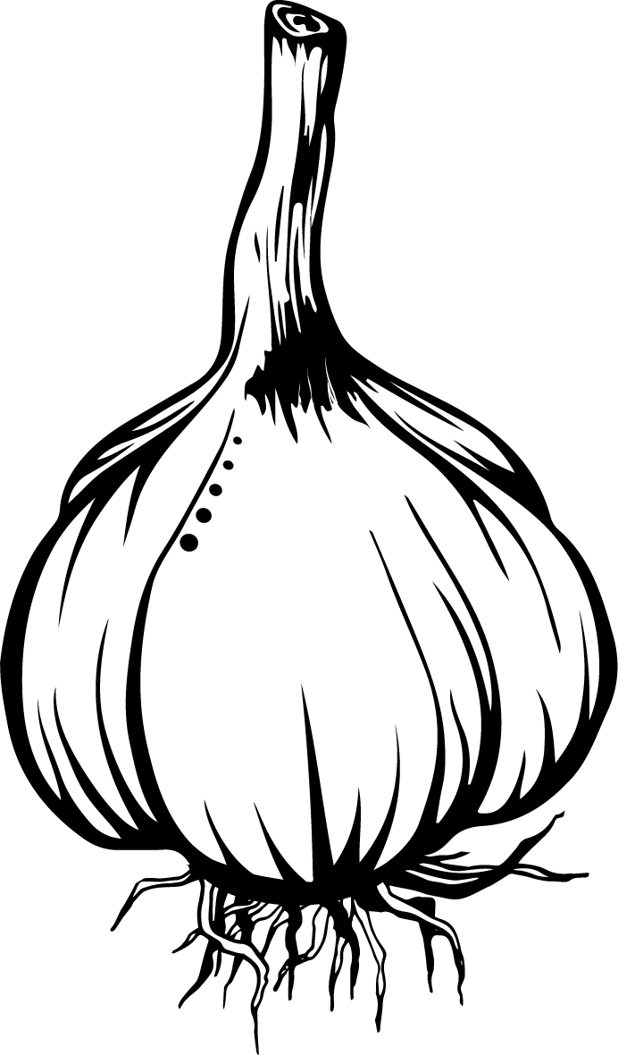 Blog nourish . Garlic clipart acrid