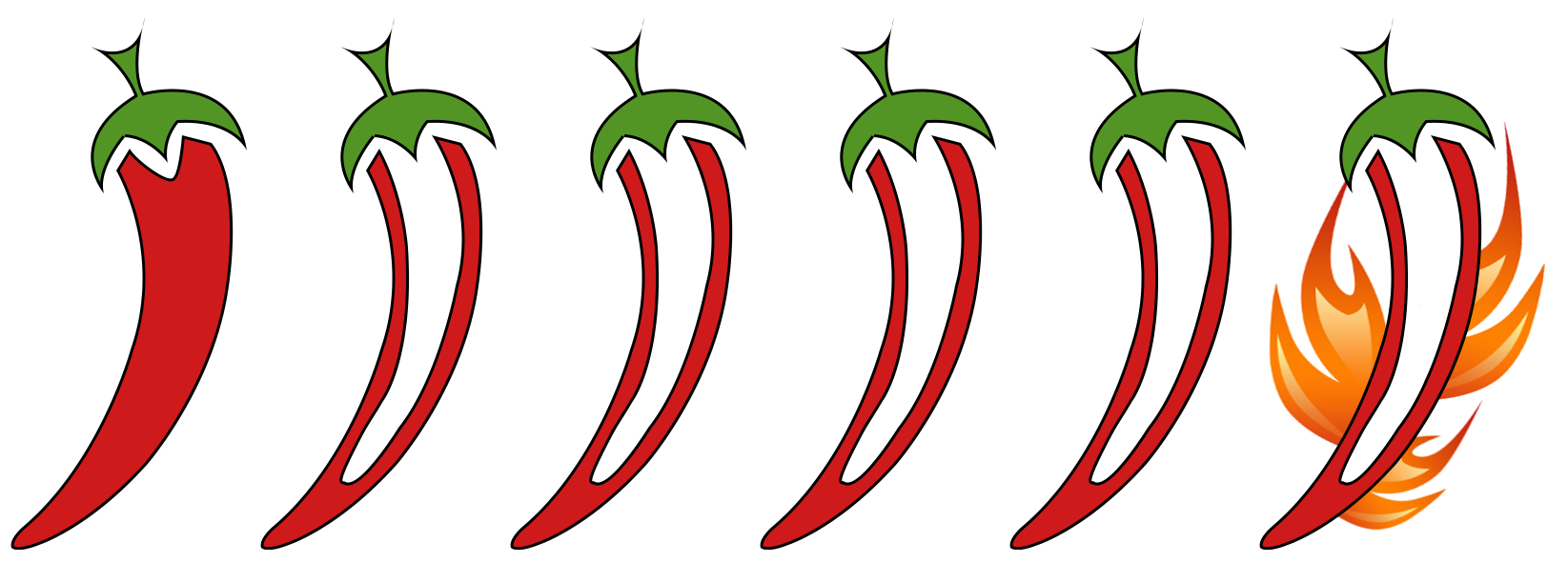 Jalapeno clipart chili garlic. Papaya pickle indian daddy