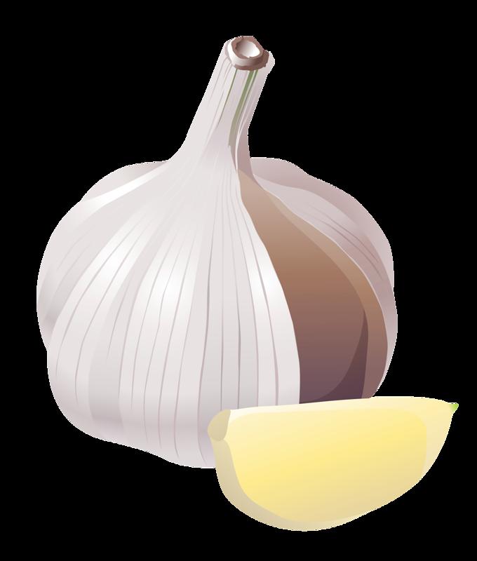 Garlic clipart vegetable.  png pinterest decoupage