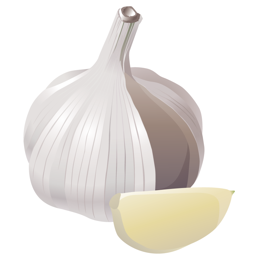 Garlic clipart vegetable. Veggie burger clip art