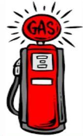 Gas clipart. Free pump