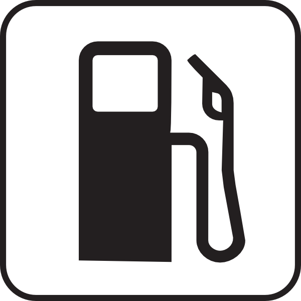 Gas clipart. Station logo