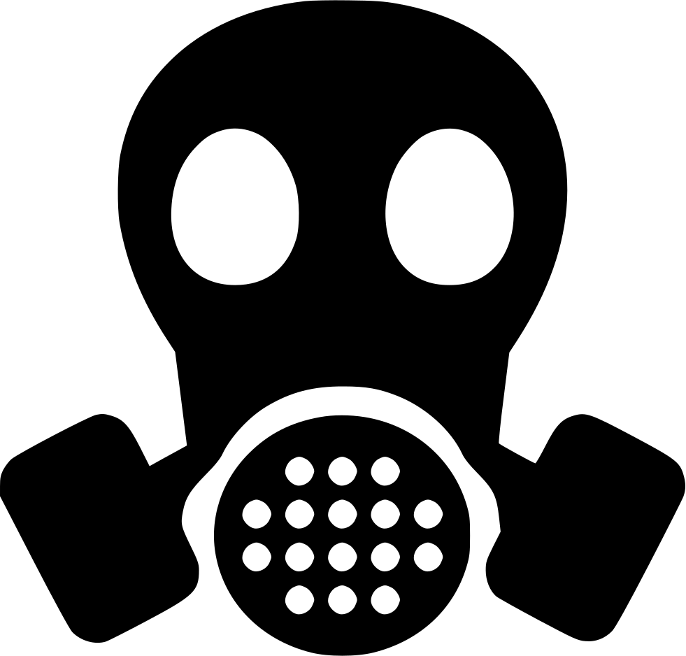 Gas clipart gas canister. Mask png