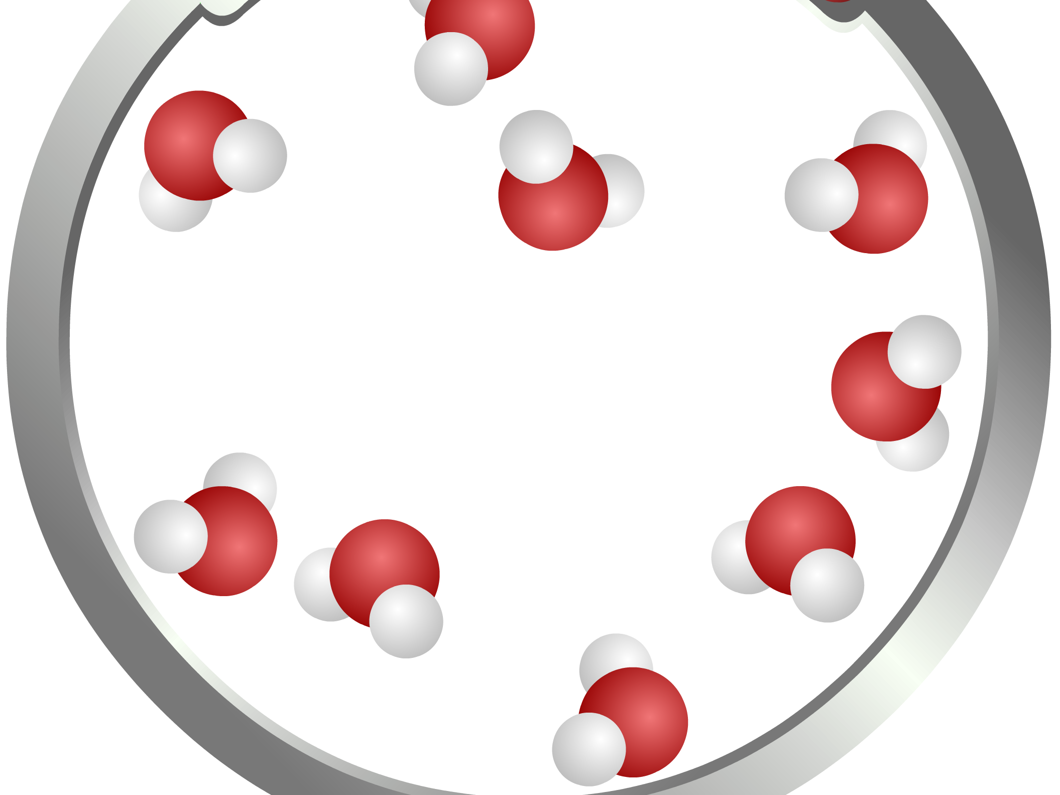 Gas clipart gas particle. Solid liquid at getdrawings